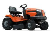 Husqvarna LTH1742 Twin lawn tractor photo
