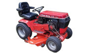 Wheel Horse 512D lawn tractor photo