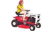 Roper L722 Mini-Brute lawn tractor photo