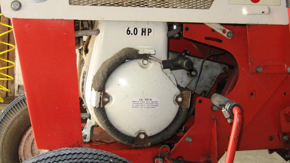 Sears Custom 6 engine image