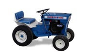 Ford 100 lawn tractor photo