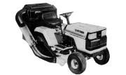 Craftsman 502.25428 lawn tractor photo