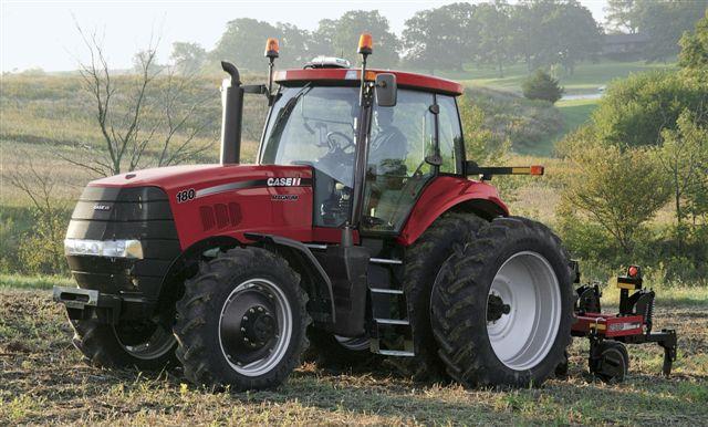 New Case Tractors : Tractordata new case ih magnum mid range tractors
