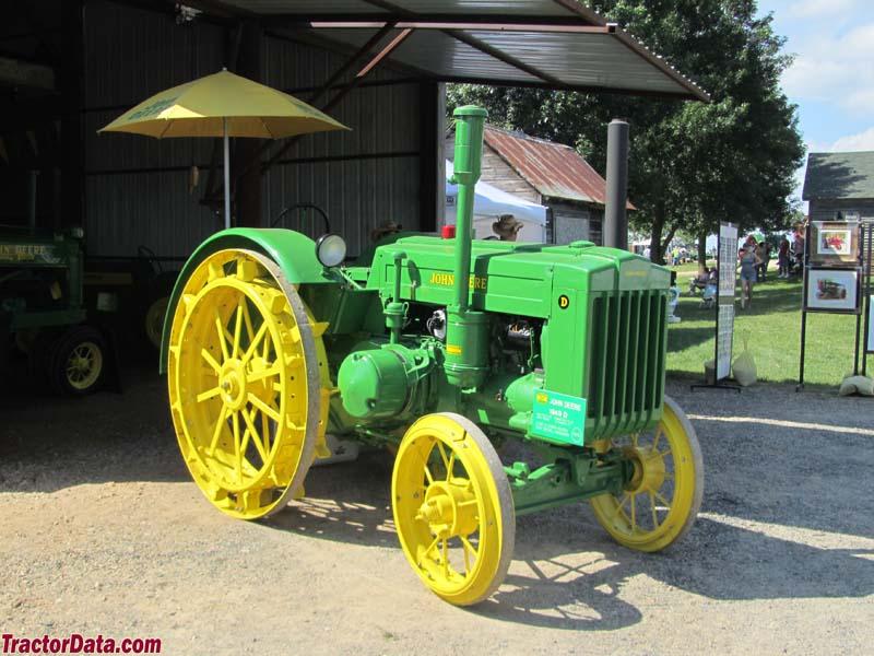 John Deere Steel Wheels : Tractordata hastings little log house show