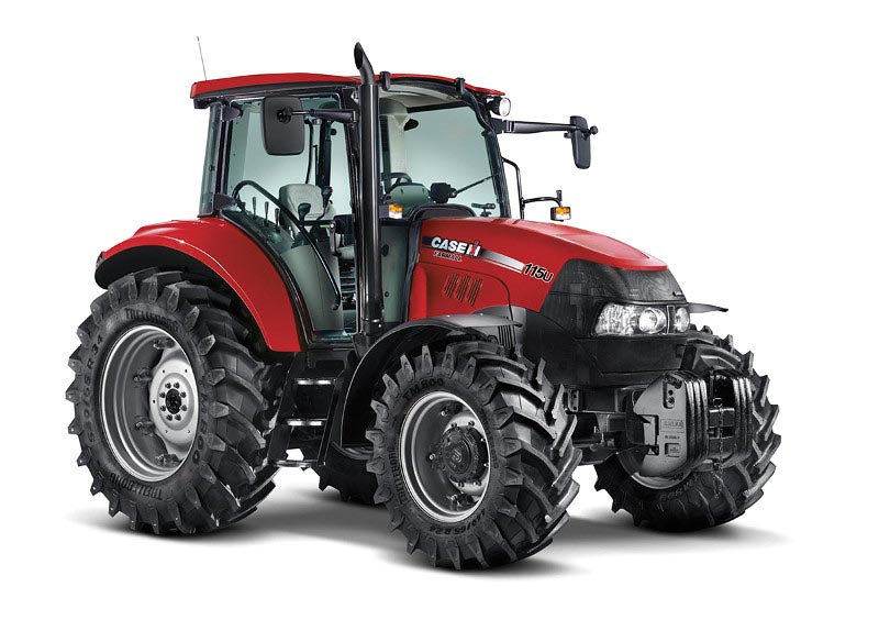New Case IH Tractor