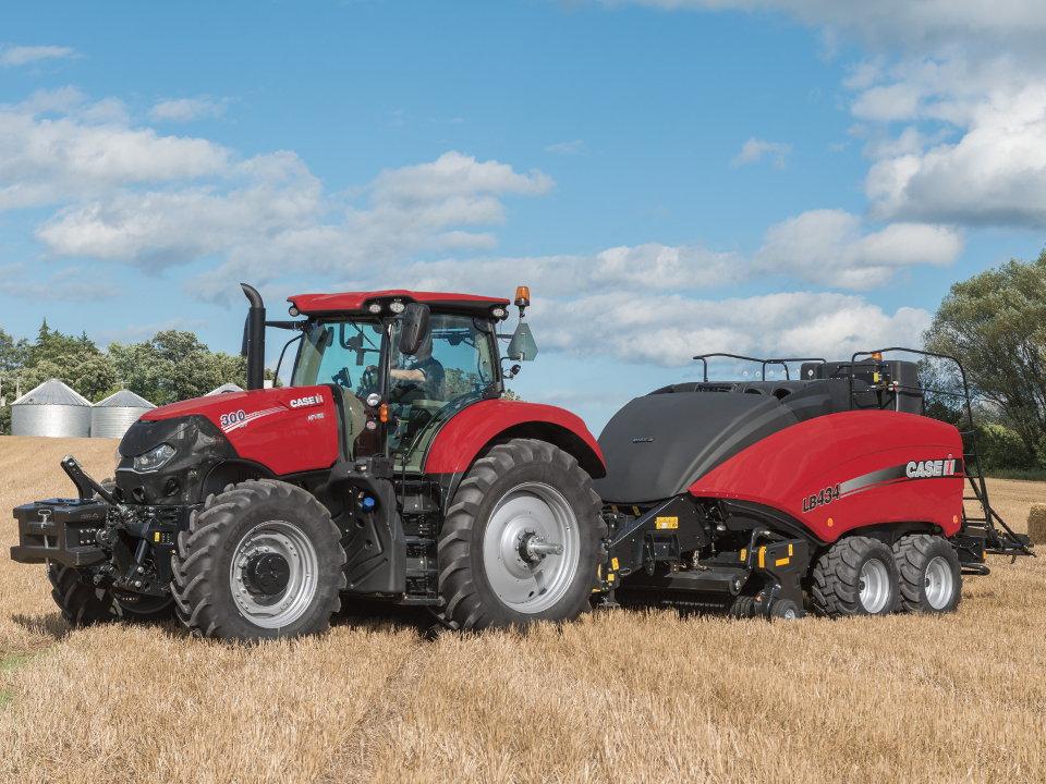 New Case Tractors : Tractordata case ih new optum tractors