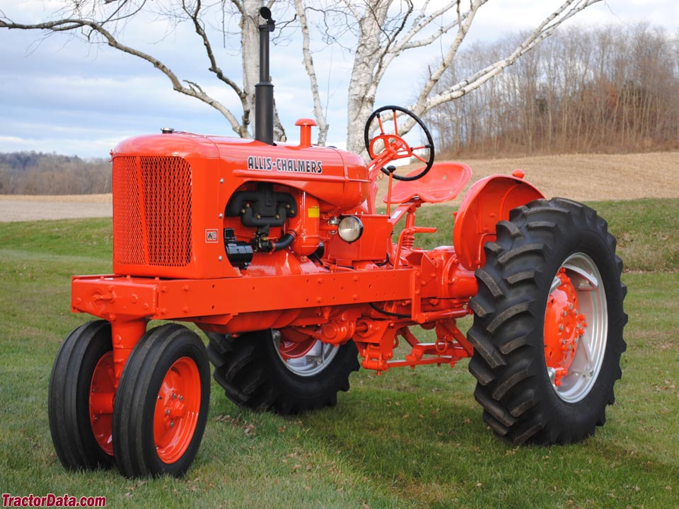 Allis Chalmers Tractor : Allis chalmers autos post