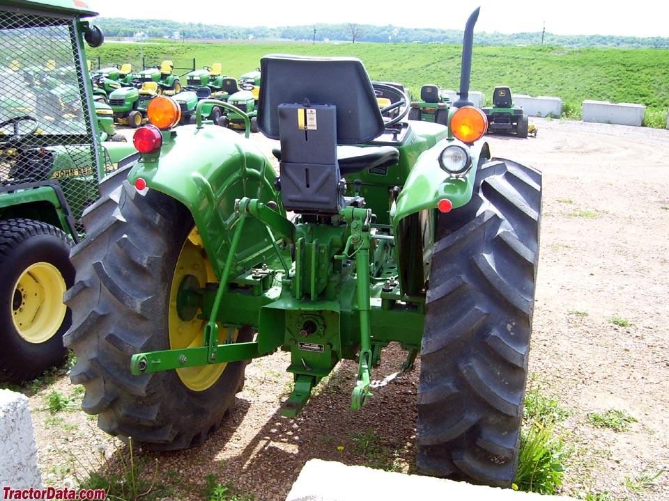 John Deere 100 Series >> TractorData.com John Deere 950 tractor photos information