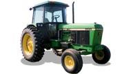 John Deere 3055 tractor photo