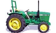 John Deere 1050 tractor photo