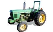 John Deere 1650 tractor photo