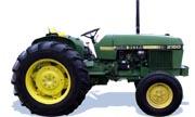John Deere 2150 tractor photo