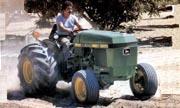 John Deere 2255 tractor photo
