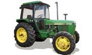 John Deere 2750 tractor photo