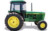 John Deere 2950 tractor photo
