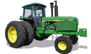 John Deere 4650 tractor photo