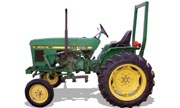 John Deere 900HC tractor photo