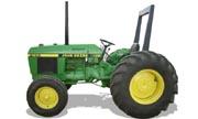 John Deere 2155 tractor photo