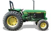 John Deere 2555 tractor photo