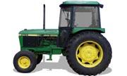 John Deere 2755 tractor photo