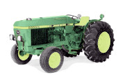 John Deere 2855N tractor photo