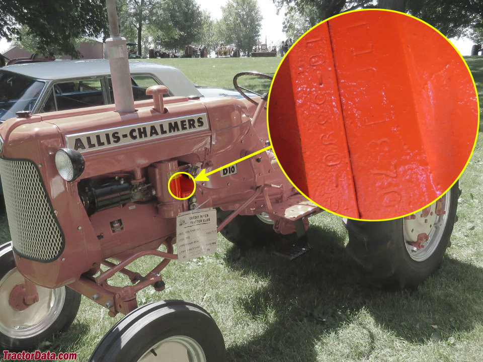TractorData com Allis Chalmers D10 tractor information
