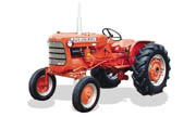 Allis Chalmers D10 tractor photo