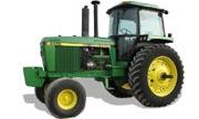 John Deere 4455 tractor photo