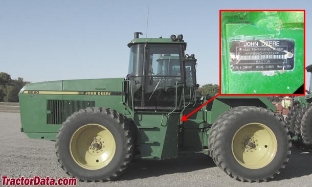 tractordata com john deere 8960 tractor information rh tractordata com John Deere 265 Schematic John Deere Ignition Switch Diagram