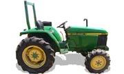 John Deere 970 tractor photo