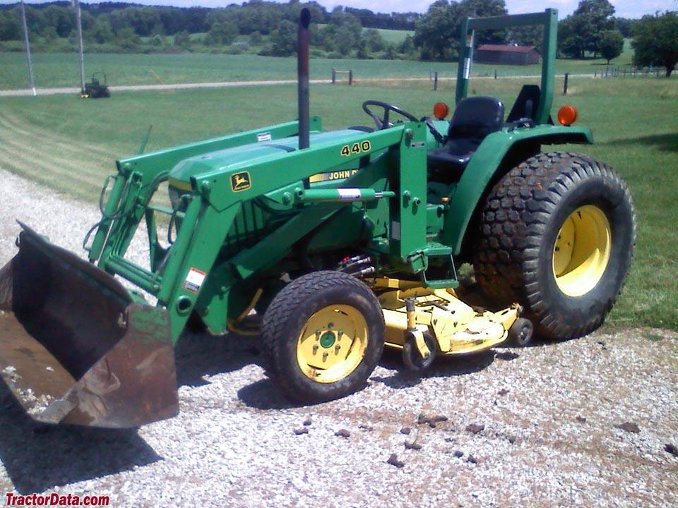 John Deere 870 Tractor Seat : John deere specs bing images
