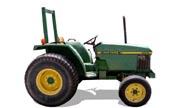 John Deere 1070 tractor photo