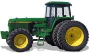John Deere 4960 tractor photo