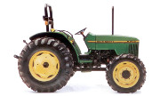John Deere 5200 tractor photo