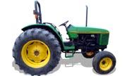 John Deere 5300 tractor photo