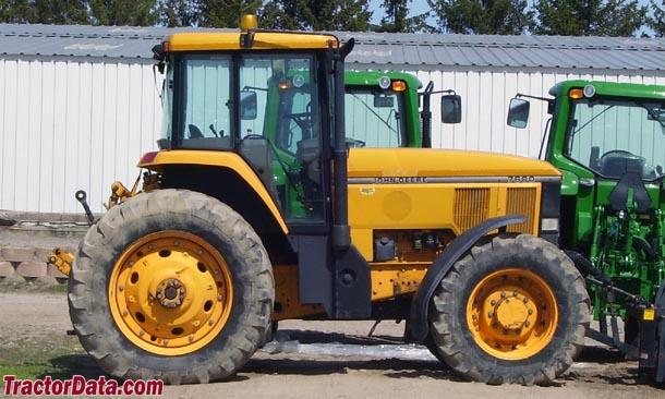 Jd Tractor Paint : Tractordata john deere tractor photos information