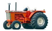 Allis Chalmers D21 tractor photo