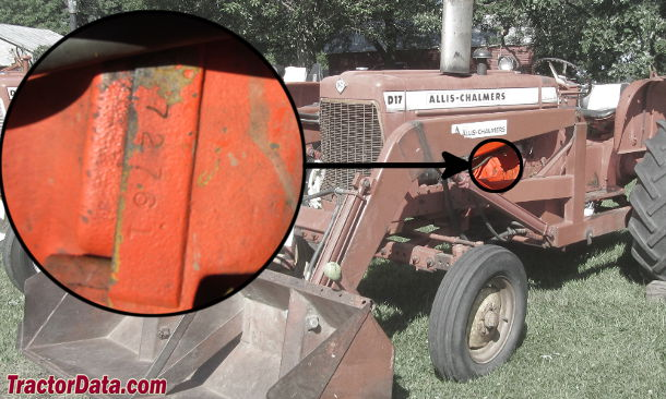TractorData com Allis Chalmers D17 tractor information