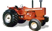 Allis Chalmers 210 tractor photo