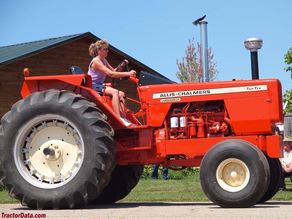 Tractordata Com Allis Chalmers 210 Tractor Photos Information