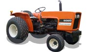 Allis Chalmers 5020 tractor photo