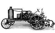 Waterloo Boy L tractor photo
