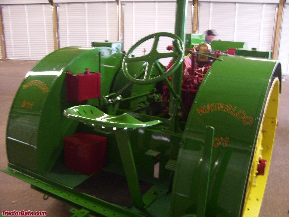 TractorData.com Waterloo Boy R tractor photos information