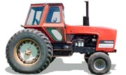 Allis Chalmers 7080 tractor photo