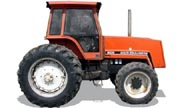 Allis Chalmers 8030 tractor photo