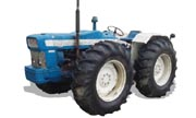 County Super 6 tractor photo