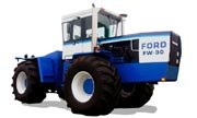 Ford FW-20 tractor photo