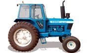Ford TW-20 tractor photo