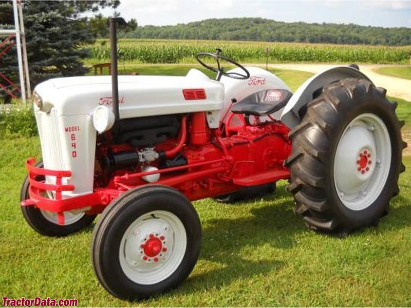 Ford Tractor Model Numbers : Serial number ford tractor autos we