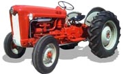 Ford 681 tractor photo